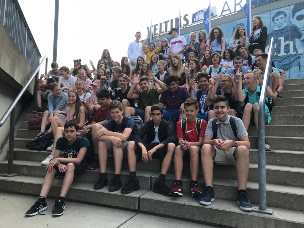 Riesener Gymnasium Steht Auf Wenn Ihr Schalker Seid